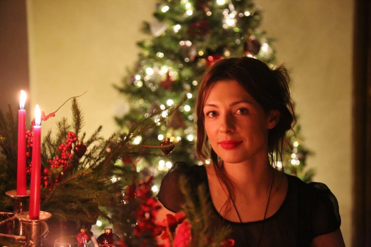 Новый год, Архангельское